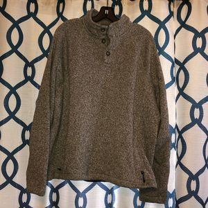 Cabela's Men's Long Sleeve Pull over Sweater Sz XL